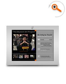 Digitális kijelzõk and Touch screen kiosk System - Nagyításhoz kattintson ide!