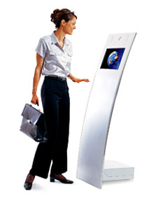 Touch screen kiosk and kiosk design systems - Nagy�t�shoz kattintson ide!